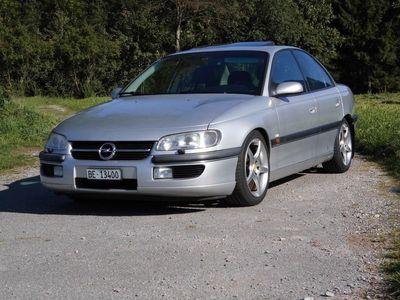gebraucht Opel Omega mv 6