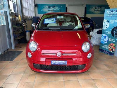 gebraucht Fiat 500 0.9 Twinair Turbo Lounge (Piccola auto)