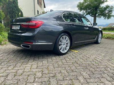 gebraucht BMW 730 7er d xDrive Steptronic frisch ab MFK und Service