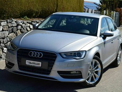 gebraucht Audi A3 Sportback 1.4 TFSI Ambition S-tronic, Frisch ab MFK