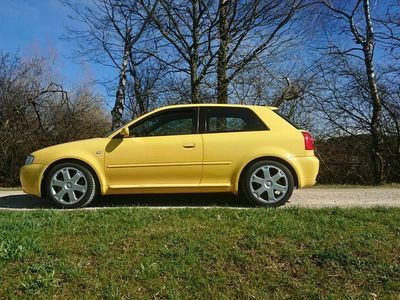gebraucht Audi S3 8l 1.8t Imolagelb