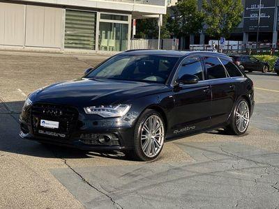 gebraucht Audi A6 Avant 3.0 TDI ABT Quattro S-Line DIESEL, 4x4, 294 PS