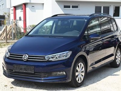 gebraucht VW Touran 1.5 TSI 7DSG 110kW Marathon Edition - Atlanticblau ab Feb