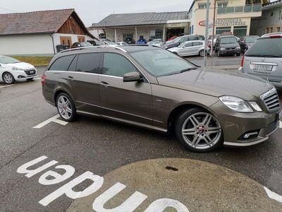 gebraucht Mercedes E350 E-KlasseT 4M