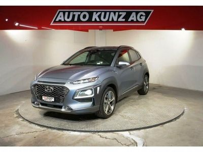 gebraucht Hyundai Kona 1.6 T-GDI Platin Plus 4WD Aut. 2019