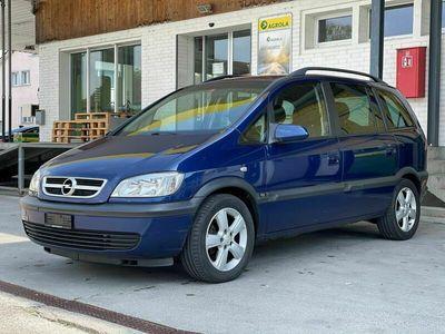 gebraucht Opel Zafira 2.2i 16V Edition