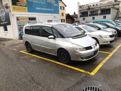 gebraucht Renault Grand Espace 2.0 dCi Dynamique Automatic