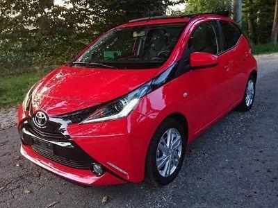 gebraucht Toyota Aygo 1.2 VVT-i X-Wave top gepflegt