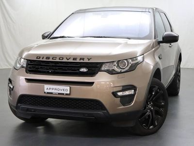 gebraucht Land Rover Discovery Sport Discovery SP2.0 TD4 180 HSE