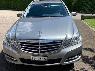gebraucht Mercedes E250 E-Klasse Vendo MercedesCDI T 4 M