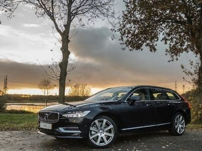 gebraucht Volvo V90 D4 Kinetic Geartronic