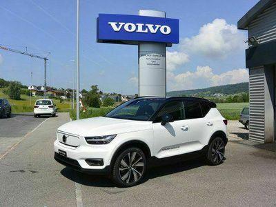 gebraucht Volvo XC40 P8 AWD Elec Pro