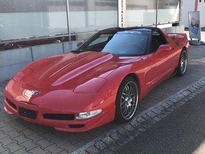 gebraucht Chevrolet Corvette Z06 Neuwertiger Zustand