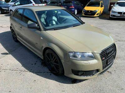 gebraucht Audi S3 S3 2.0 Turbo FSI quattro2.0 Turbo FSI quattro