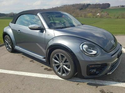 gebraucht VW Beetle Cabriolet 1.4 TSI BMT R-Line DSG