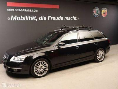 gebraucht Audi A6 Avant 3.0 V6 TDI DPF quattro