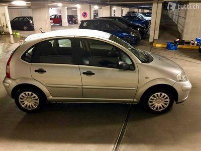 gebraucht Citroën C3 Occasion (Jg 2009) geprüft Oktober 2018 (Klima)
