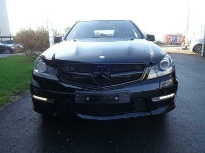 gebraucht Mercedes C63 AMG C-KlasseAMG Avantgarde Speedshift MCT