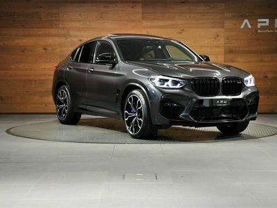 gebraucht BMW X4 M M Competition Steptronic