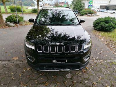 gebraucht Jeep Compass 2.0 MultiJet LimitedAWD