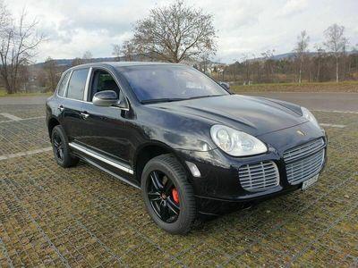 gebraucht Porsche Cayenne Turbo Cayenne Turbo