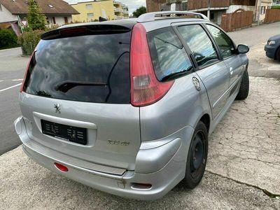 gebraucht Peugeot 206 sw 1.6 16V