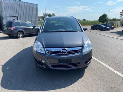gebraucht Opel Zafira 2.0i 16V T Sport