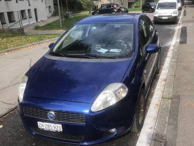 gebraucht Fiat Punto Turbo