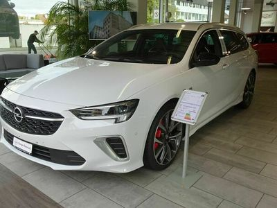 gebraucht Opel Insignia 2.0 T Sports Tourer GSi Automatic