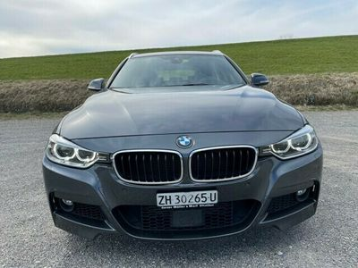gebraucht BMW 335 3er 335d xDrive Touring Steptronic 3er d xDrive Touring Steptronic