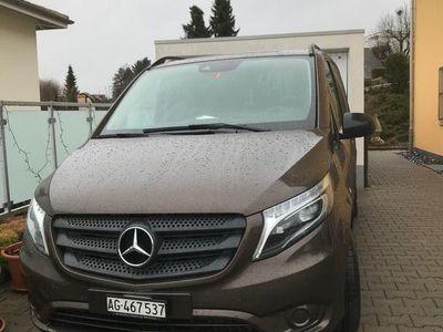 gebraucht Mercedes Vito 119 CDI KB Tourer zu Verkauf (2019)
