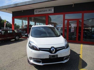 gebraucht Renault Grand Scénic 1.6 dCi Bose