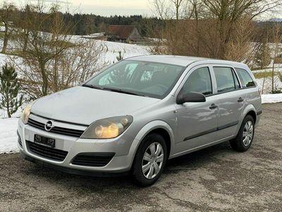 gebraucht Opel Astra Caravan 1.6i 16V TP (Essentia)