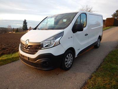 gebraucht Renault Trafic 1.6 dCi 115 2.9t Business L1H1