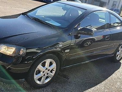 gebraucht Opel Astra 2.2i Coupe