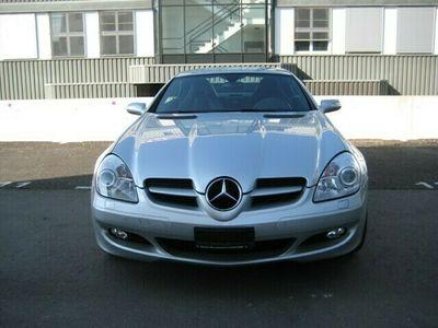 gebraucht Mercedes SLK350 ,