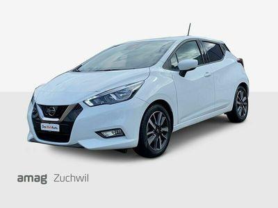 gebraucht Nissan Micra 0.9 IG-T n-connecta