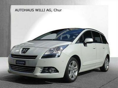 gebraucht Peugeot 5008 2.0 HDi Allure