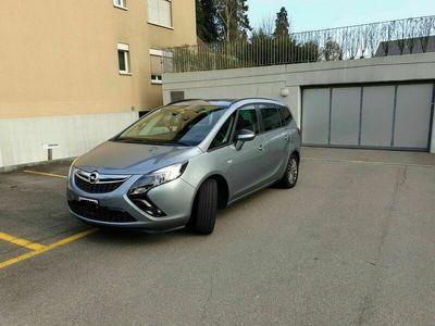 gebraucht Opel Zafira Tourer 2.0 CDTi Active Edition Automatic