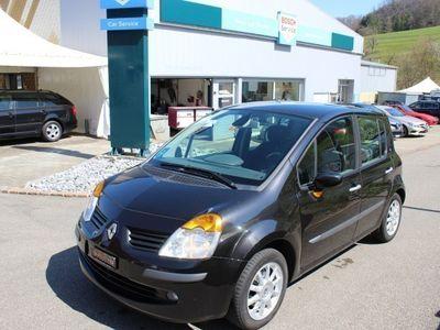 gebraucht Renault Modus 1.5 dCi Dynamique Luxe