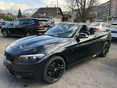 gebraucht BMW 220  i Steptronic M Sport