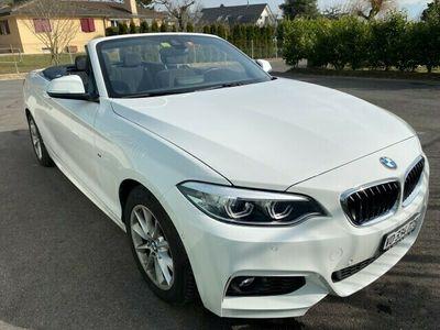 gebraucht BMW 220 2er 220i Steptronic M Sport 2er i Steptronic M Sport