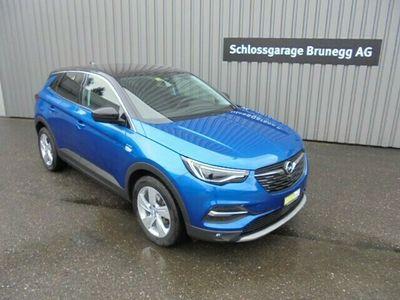 gebraucht Opel Grandland X 1.2i TP Ultimate Automatik