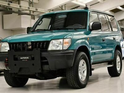 gebraucht Toyota Land Cruiser 300 3.0 TD LX
