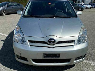 gebraucht Toyota Corolla Verso 2.2 D-4D CleanP. Linea Sol Prem.