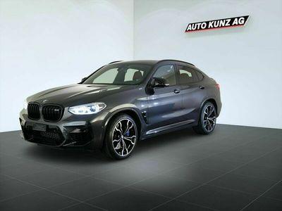 gebraucht BMW X4 M Competition xDrive Steptronic