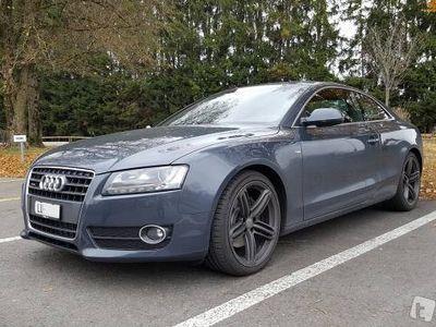 gebraucht Audi A5 Coupé quattro 2.0TFSI S-tronic