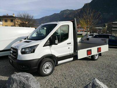 gebraucht Ford Transit Kab.Ch.310 L2 2.0 EBL.105 Am