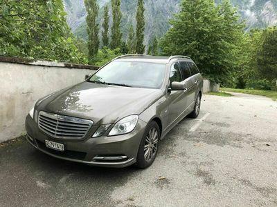 gebraucht Mercedes E250 E-Klasse Mercedes E250d 4 matic Kombi E-Klasse Mercedesmatic Kombi