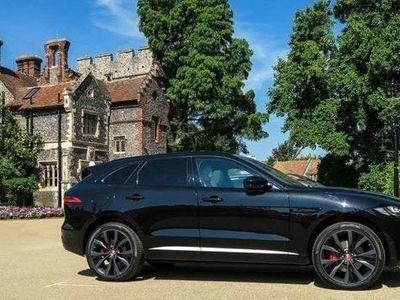 gebraucht Jaguar F-Pace 30t 2.0 R-Sport AWD Automatik